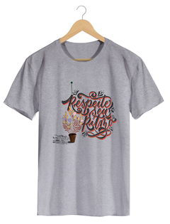 Camiseta Masculina By Bruno - Lettering 2  - Shop Cult na internet