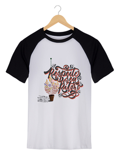 Camiseta Masculina By Bruno - Lettering 2  - Shop Cult