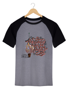 Camiseta Masculina By Bruno - Lettering 2  - Shop Cult - Shop Cult