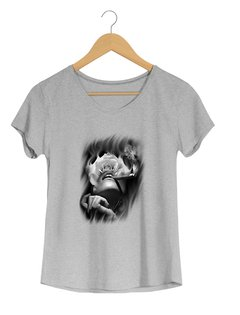 Camiseta-Feminina-Verissimo- Do not smoke - Shopcult - comprar online