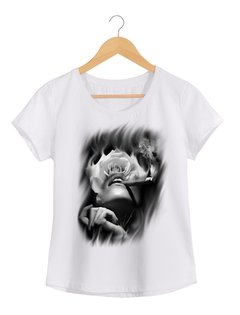 Camiseta-Feminina-Verissimo- Do not smoke - Shopcult na internet