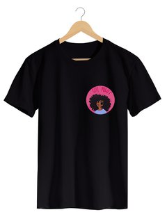 Camiseta Masculina Marina  - Girl power - Canto- Shop Cult