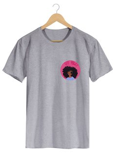 Camiseta Masculina Marina  - Girl power - Canto- Shop Cult - comprar online