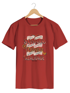 Camiseta Masculina By Bruno - Lettering 1  - Shop Cult