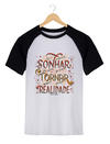 Camiseta Masculina By Bruno - Lettering 1  - Shop Cult na internet