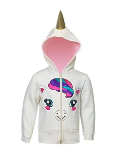 Campera Unicornio Manteca en internet