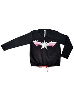 Remera Super Estrellas N c/Nudito Tricolor en internet