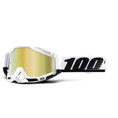 Racecraft Goggles - Mirrored Lens - Outlet Motero