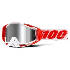 100% Racecraft Plus Goggles - Mirrored Lens - comprar online
