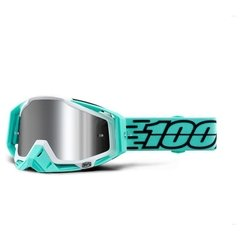 100% Racecraft Plus Goggles - Mirrored Lens en internet