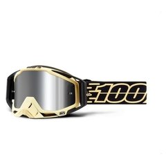 100% Racecraft Plus Goggles - Mirrored Lens - tienda online