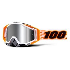 Imagen de 100% Racecraft Plus Goggles - Mirrored Lens