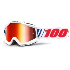 100% Youth Accuri Goggles - Mirrored Lens - comprar online