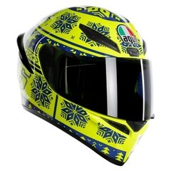 Agv K1 Winter Test 2015 - Outlet Motero