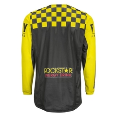 Fly Racing Dirt Kinetic Mesh Rockstar Jersey - comprar online
