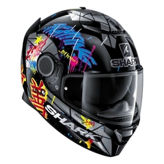 Shark Spartan Lorenzo Catalunya GP 2018 Replica en internet