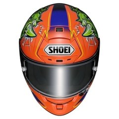 Shoei X-14 Power Rush en internet