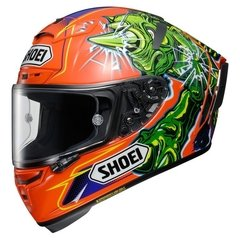 Shoei X-14 Power Rush
