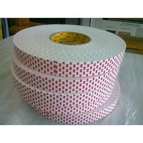 SCOTCH MOUNT PE 4031 18MM X 30M CAJA X 12 ROLLOS