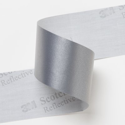 SCOTCH LITE # 8912 TELA SILVER 50MM X 100M