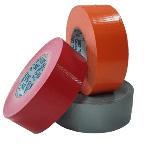 DUCT TAPE 48MMX50M NEGRO DOBLE A