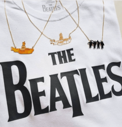 Colar Beatles Yellow Submarine - comprar online