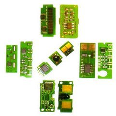 Chip HP 4600, 4610, 4650, 5500, 5550 - (C9722A, C9732A) - Yellow  (12K)