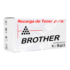 Recarga de Toner Brother TN1000/1030/1050/1060/1070/1075 - HL 1110/1112/1810/1815/1510/151