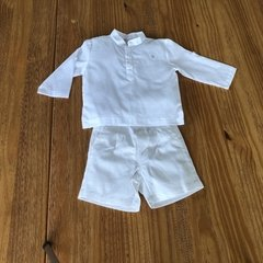 CONJUNTO BATA OFF WHITE