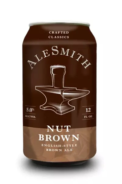 Alesmith Nut Brown Ale Lata 355ml