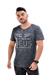 Camiseta long line masculina na internet