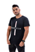Imagem do Kit 5 Camisetas Long Line Moda Evangelica Masculino