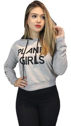 Moletom Bolso Planet Girls - Lolly Girls Store