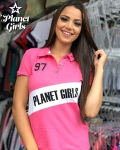 Blusa Pólo 97 Planet Girls
