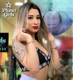 Top Letreiro Planet Girls - comprar online