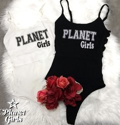 Imagem do Body  Trança Lateral Planet Girls