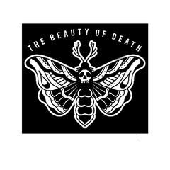 Camiseta Feminina Beauty of Death - comprar online