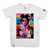 Camiseta Masculina Basquiat Collage
