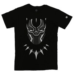Camiseta Masculina Black Panther
