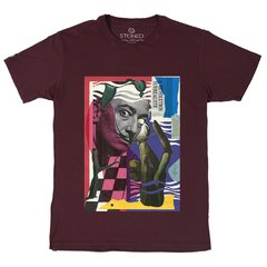 Camiseta Masculina Dalí Surreal - Stoned Shop