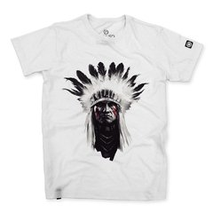 Camiseta Masculina Indian Chief