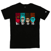 Camiseta Masculina Men in Black Rick and Morty