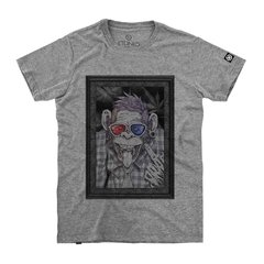 Camiseta Masculina Punk Monkey na internet
