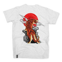 Camiseta Masculina Sunset Tiger