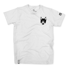 Camiseta Masculina Three Eye Cat
