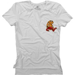 Camiseta Longline Gold Four Twenty Gnome - Stoned Shop