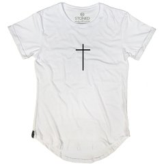 Camiseta Longline Faith