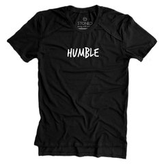 Camiseta Longline Gold Humble na internet