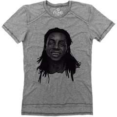 Camiseta Longline Gold Lil Wayne - Stoned Shop