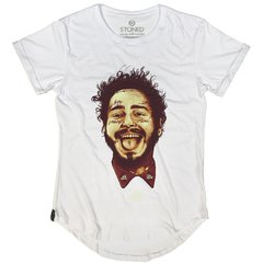 Camiseta Longline Post Malone